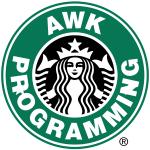 awk-programing